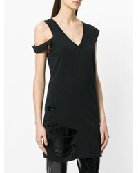 DIESEL - Black T-shane T-shirt - Lyst