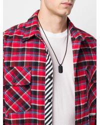 メンズ Northskull ドッグタグ ネックレス Multicolor