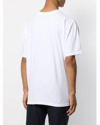 Stampd 'NY Post' T-Shirt in White für Herren