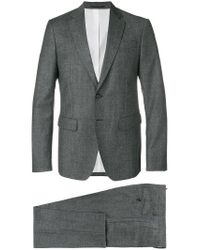 DSquared² Gray Two-piece Formal Suit for men