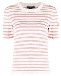 Louis Vuitton プレオウンド ストライプ トップ Pink