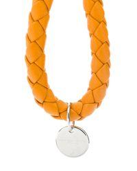 Bottega Veneta キーホルダー Orange