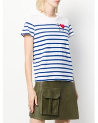 Polo Ralph Lauren White 'I Love' T-Shirt