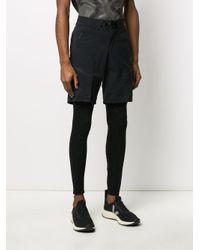 1017 ALYX 9SM Black Knit leggings for men