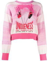Pinko Pink Courmayeur Sweater