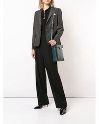 Emporio Armani Black Casual Jacket