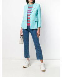 Blazer con doble botonadura Giada Benincasa de color Blue