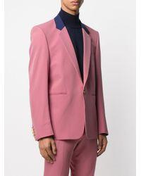 Giacca da abito di Paul Smith in Pink da Uomo