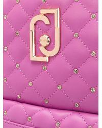 Liu Jo キルティング バックパック Pink