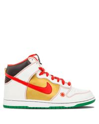メンズ Nike Dunk High Pro Sb スニーカー Multicolor