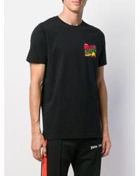 メンズ SSS World Corp Space Racing Tシャツ Black