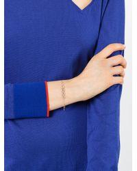 Astley Clarke - Metallic Honeycomb Bracelet - Lyst