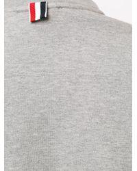 Thom Browne 4bar スウェットシャツ Gray