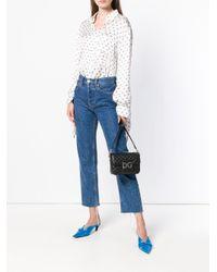 Bolso de hombro DG Millennials Dolce & Gabbana de color Black