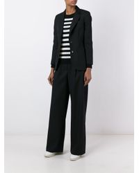 Societe Anonyme - Black Two Button Jacket - Lyst