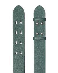 Burberry - Green The Medium Belt Bag Grainy Leather Belt - Lyst
