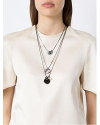 Camila Klein - Multicolor Three Necklaces Set - Lyst