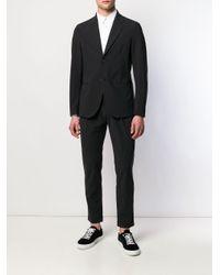Pantalon de costume crop Hydrogen pour homme en coloris Black