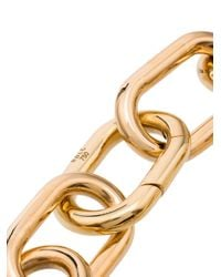 Rosa De La Cruz チェーン ネックレス 18kイエローゴールド Metallic