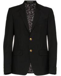 Blazer classique Givenchy pour homme en coloris Black