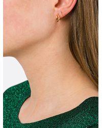 Maria Black Multicolor Bell Twirl Earring