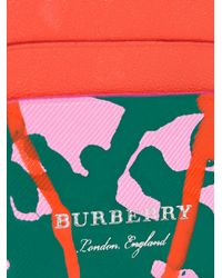 Burberry - Multicolor Splash Print Card Case - Lyst