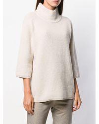 Peserico チャンキーセーター Multicolor