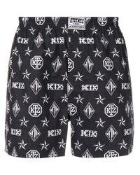 メンズ KTZ モノグラム ボクサーパンツ Black