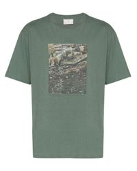 T-shirt Bush Song For The Mute pour homme en coloris Green