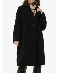 Cappotto Lisen di Stand Studio in Black