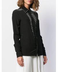 Givenchy ビジュー シャツ Black