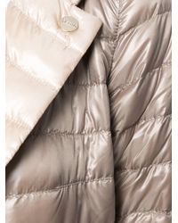 Herno Brown Reversible Down Jacket