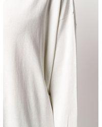 Enfold Vネックセーター White