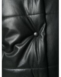 Nanushka パデッドジャケット Black