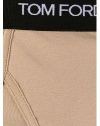 メンズ Tom Ford ロゴ ブリーフ Multicolor