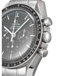 Omega Black 2000 Speedmaster Moonwatch 42mm for men