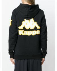 Kappa Black Dunkers Hoodie