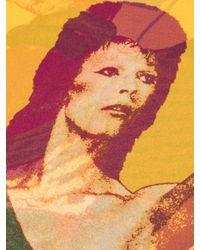 Undercover Bowie スカーフ Multicolor