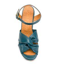 Chie Mihara Green Flander Sandals