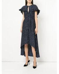 Magda Butrym Blue Avola Dress