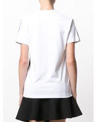 T-shirt à imprimé graphique Junya Watanabe en coloris Multicolor