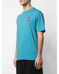 T-shirt Dancing Man di Palace in Blue da Uomo