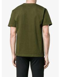 Neighborhood Green X Fuct Ssdd Printed Cotton T-shirt for men