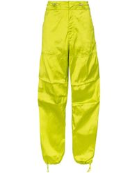 Cargo a gamba ampia di Marques'Almeida in Yellow