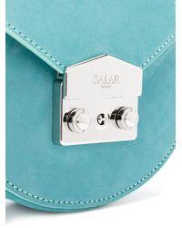 Salar - Blue Carol Shoulder Bag - Lyst