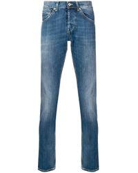 Jeans slim George di Dondup in Blue da Uomo