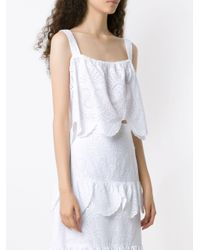 Olympiah Nielle Laise トップ White