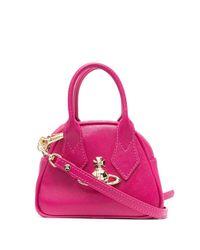 Vivienne Westwood Pink Yasmine Handtasche