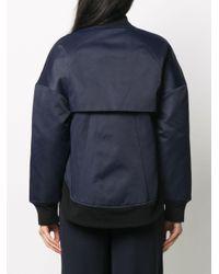 Enfold ボンバージャケット Blue
