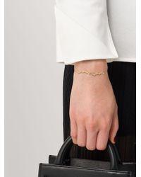 Astley Clarke Icon Scala ダイヤモンドブレスレット 14kイエローゴールド Metallic